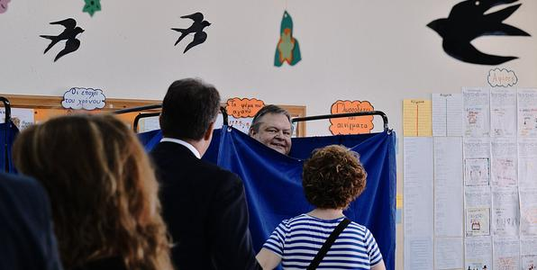 "Deputy PM Venizelos: "" Who said I'm the guinea pig?"""