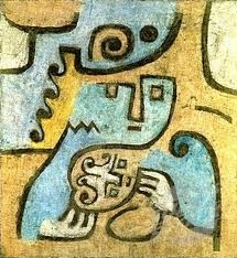 Paul Klee, Mother and child