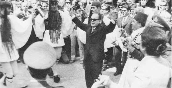 The Dancing Dictator