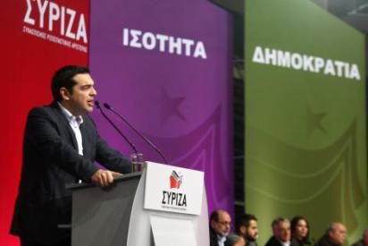 Tsipras January 2015 Congress