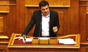 tsipras- proti omilia PM
