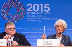IMF spring meeting 2015