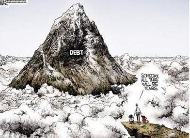 debt.mountain