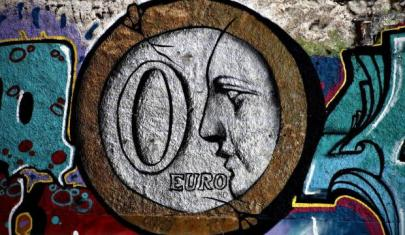 Euro grafitti art